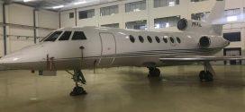 Ministério da Justiça leiloa avião avaliado em R$ 7 milhões que foi apreendido em operação policial