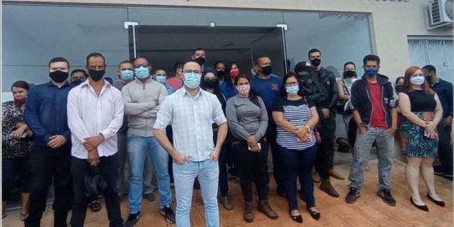 Funcionários concursados da prefeitura de São Patrício, são dispensados