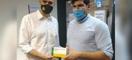 Primeiras doses das vacinas de combate ao coronavírus chega a Goianésia
