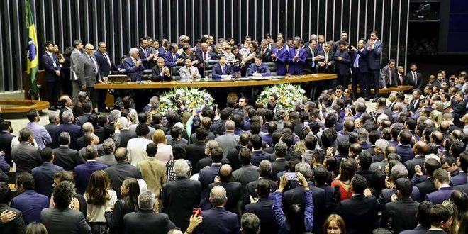Eleição da nova Mesa da Câmara será segunda-feira, às 19h  Fonte: Agência Senado