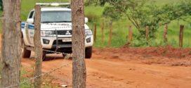 Polícia mata elemento na Zona Rural de Jaraguá  em confronto