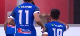 Goianésia vence o Vila em Goiânia e ocupa na 5ª colocação na tabela