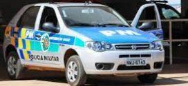 policia militar de Goianésia resgata homem  de 71 anos que estava abandonado
