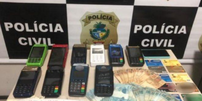 Homem é preso suspeito de se passar por agente da Polícia Federal para aplicar golpes em Goianira