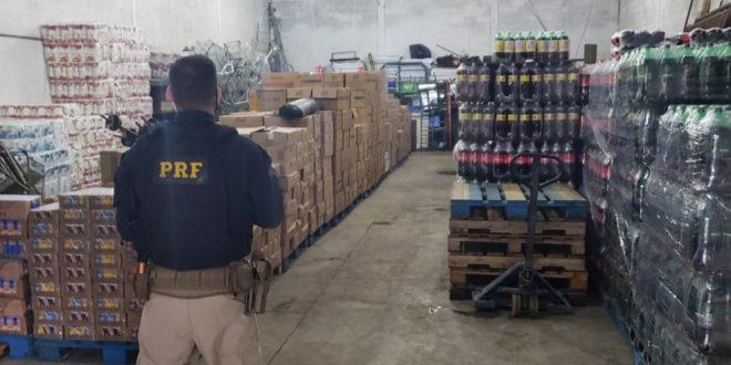 Operação combate furto e roubo de cargas que causou prejuízo anual de mais de R$ 200 milhões, em Goiás