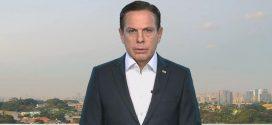 Doria confirma que quer ser o candidato a presidente pelo PSDB em 2022