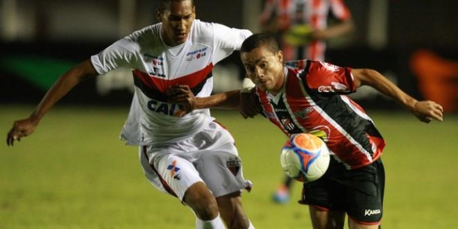 Anápolis empata com Atlético-GO  e é rebaixado à Divisão de Acesso