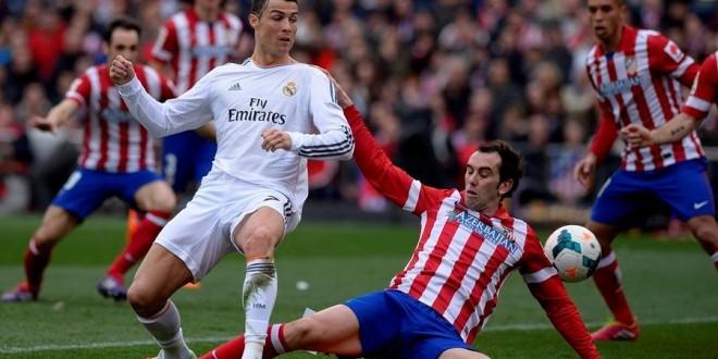 Real arranca empate do Atlético e se mantém líder