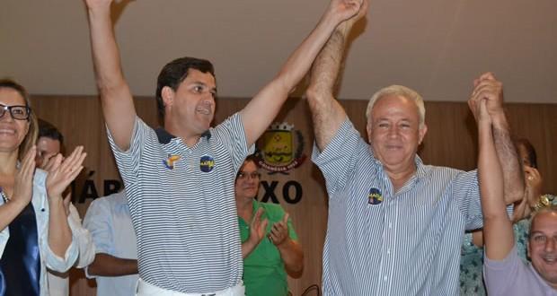 Jalles é oficializado candidato a Reeleição em Goianésa