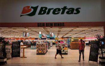Rede de Supermercados Bretas vai patrocinar o Vila Nova