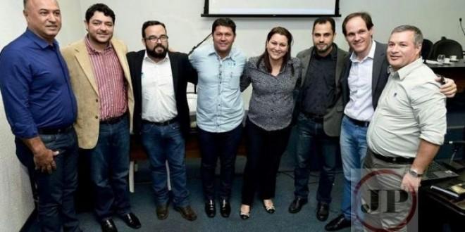 Prefeito Cirlei participa  de audiência da PEC que cria Orçamento Impositivo em Goiás