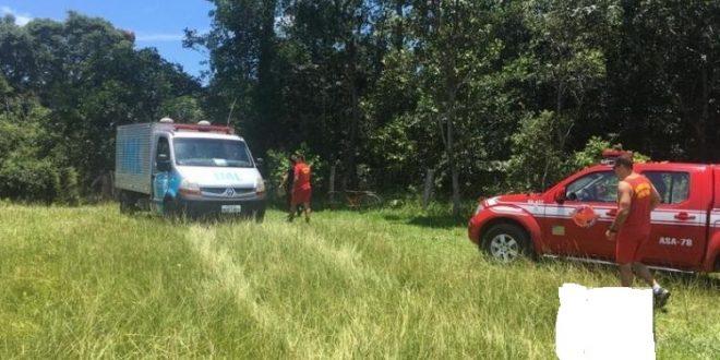 Homem morre afogado no Rio das Almas em Jaraguá