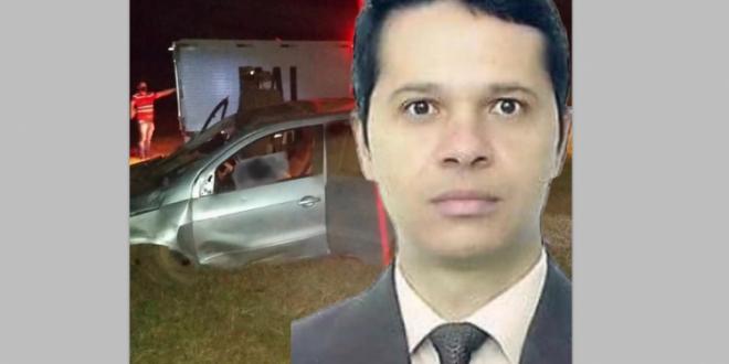 Filho do Ex-prefeito de Vila Propício morre em acidente na GO-230