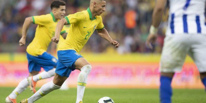 Seleção Brasileira enfrentará o Equador no Beira-Rio