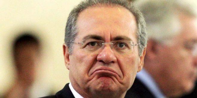Liminar da Justiça Federal suspende indicação de Renan Calheiros para relator da CPI
