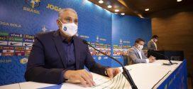 Seleção Brasileira convocada para jogos contra Equador e Paraguai