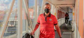 Técnico Jorginho pede demissão e deixa Atlético-GO com aproveitamento de 71%
