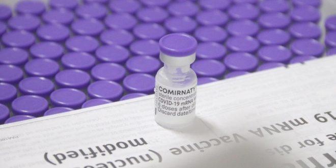 Goiás recebe vacinas da Pfizer nesta terça-feira, diz governo