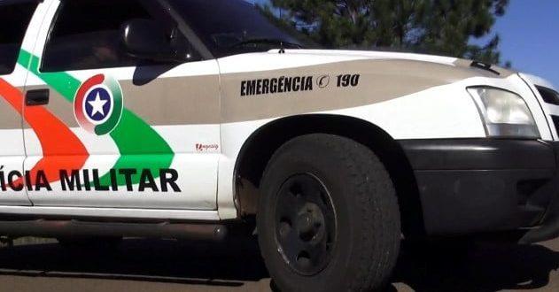 Polícia Militar de Jaraguá salva a vida de adolescente que agonizava em casa