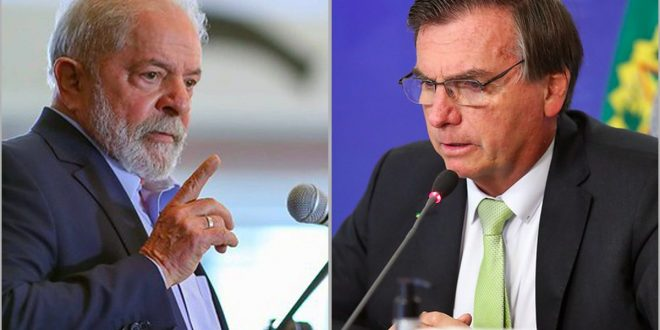 """No Rio de Janeiro, 47,8% do eleitorado não vota em Bolsonaro de """"jeito nenhum"""" mas o presidente vence Lula, de acordo com pesquisa"""