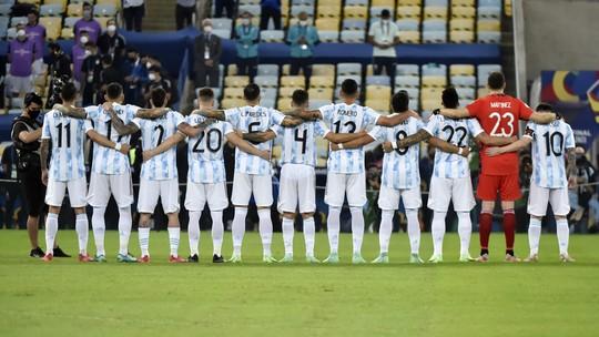 Campeã, Argentina vai receber premiação 10 vezes maior que a do Brasil; veja valores