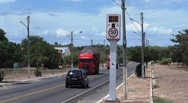 Em Goianésia o transito vai  ganhar quatro radares veja  os locais que serão instalado