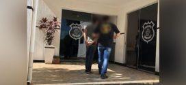 Homem é preso em Goianésia pela prática de stalking